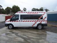 Ford Transit Van Patient Transport
