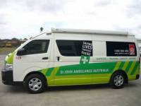 Toyota Hiace Patient Transport