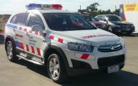 Holden Captiva Clinic Transport