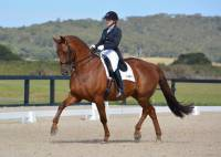 Success For Sponsored Rider