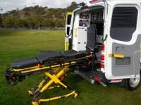 Electric Self-Loading Stretcher