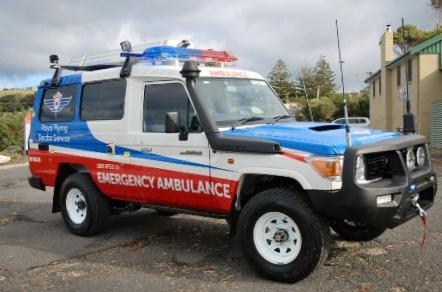 Resultado de la imagen para Royal Flying Doctor Service de Australia