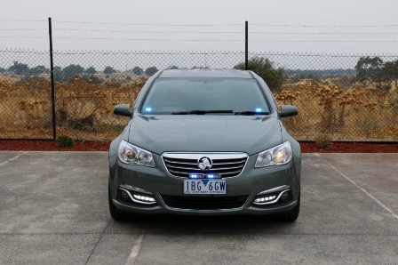 Updated Holden VF Calais Sedan